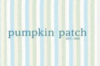 Pumpkin Patch - магазин одежды для детей от 0 до 12 лет, работающий на рынк